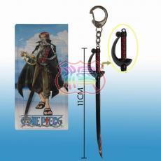 海盗王红发武器挂扣高清图片